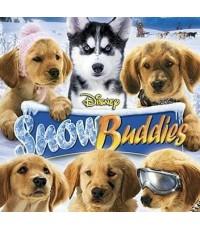 หนังฝรั่ง Snow Buddies ขบวนมะหมาป่วนซ่าขั้วโลก/พากษ์ไทย(เท่านั้น) DVD