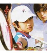 หนังญี่ปุ่นThe Prince of Tennis - Live Action Movie /พากษ์ไทย,ญี่ปุ่น ซับไทย,อังกฤษ DVD