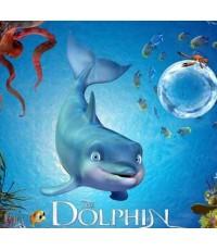 The Dolphin : Story Of A Dreamer : โลมาผู้น่ารัก /หนังการ์ตุนอนิเมชั่น/พากษ์ไทย,อังกฤษ ซับไทย,อังกฤษ