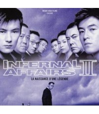 ต้นฉบับ2 คน 2 คม-Infernal Affairs2(เฉินกวนซี,ชอร์น หยู,เจิ้งจือเหว่ย)/หนังจีน /พากษ์ไทย