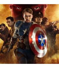 หนังฝรั่งCaptain America : The First Avenger กัปตันอเมริกา อเวนเจอร์ที่ 1/พากษ์ไทย,อังกฤษ ซับไทย,อัง