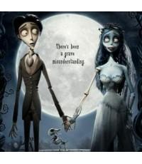 Tim Burton\'s Corpse Bride - เจ้าสาวศพสวย /หนังการ์ตูนอนิเมชั่น /พากษ์ไทย,อังกฤษ ซับไทย,อังกฤษ