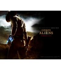หนังฝรั่งCowboys and Aliens สงครามพันธุ์เดือด คาวบอยปะทะเอเลี่ยน /พากษ์ไทย,อังกฤษ ซับไทย,อังกฤษ