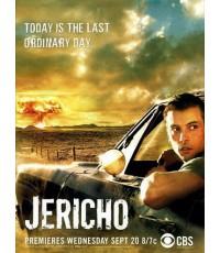 ซีรี่ย์ฝรั่งJericho season 2 /เสียงอังกฤษ ซับไทย DVD 4แผ่นจบ