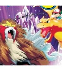 Pokemon The Movie 03 โปเกมอน ตอน ผจญภัยบนหอคอยปีศาจ/หนังการ์ตูน /พากษ์ไทย,ญี่ปุ่น ซับไทย