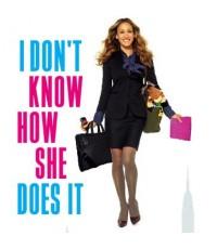 หนังฝรั่งI Don\'t Know How She Dose it จัดคิวรักให้ลงล็อค/พากษ์ไทย,อังกฤษ ซับไทย,อังกฤษ