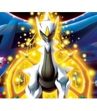 Pokemon The Movie โปเกมอน มูฟวี่ ตอน อาร์เซอุส สู่ชัยชนะแห่งห้วงจักรวาล/พากษ์ไทย DVD