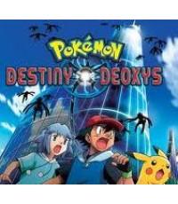 Pokemon Destiny Deoxys โปเกมอน มูฟวี่ ตอน เดโอคิชิ ปะทะ เร็คคูซ่า /พากษ์ไทย,ญี่ปุ่น ซับไทย DVD