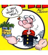 ป๊อปอาย ยอดกลาสี Popeye 1985 /หนังการ์ตูนชุด /พากษ์ไทย V2D 2แผ่น