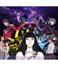 Reideen - ตำนานผู้กล้าไรดีน /หนังการ์ตูนชุด /พากษ์ไทย,ญี่ปุ่น ซับไทย DVD 2แผ่นจบ