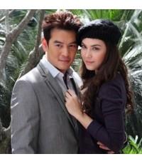 แหม่มแก้มแดง(ชาคริต+แมท-ภีรนีย์ )/ละครไทย 3แผ่นจบ