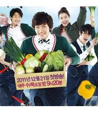 ซีรี่ย์เกาหลีBachelor s Vegetable Store /เสียงเกาหลี ซับไทย V2D 5แผ่นจบ