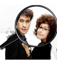 แกะรอยรัก(โฬม+ศรีริต้า) /ละครไทย 3แผ่นจบ