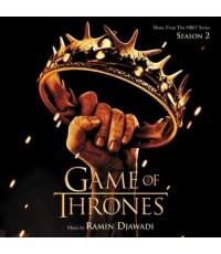 ซีรี่ย์ฝรั่งGame Of Thornes Season 2 /เสียงอังกฤษ ซับไทย TV2D 2แผ่นจบ