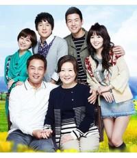 ซีรี่ย์เกาหลีLife is Beautiful ชุลมุนครอบครัวยุ่งเหยิง /พาษ์ไทย  แผ่น1-7(ตอน1-21) อัดทีวี