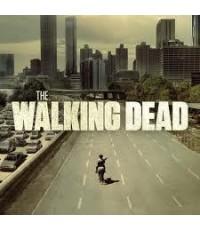 ซีรี่ย์ฝรั่งThe Walking Dead Season1 /พากษ์ไทย,อังกฤษ ซับไทย,อังกฤษ DVD 2แผ่นจบ