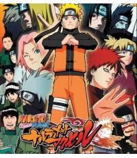 Naruto: Shippuden นารูโตะ ตำนานวายุสลาตัน (ตอนโต)/หนังการ์ตูนชุด /พากษ์ไทย แผ่น8(ตอนที่141-160)
