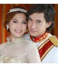 ท่านชายในสายหมอก(หลุยส์+พั้นช์) /ละครไทย 4แผ่นจบ