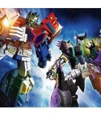 Transformers Cybertron ทรานสฟอร์เมอร์ สงครามจักรกลทะลุจักรวาล /พากษ์ไทย,ญี่ปุ่น ซับไทย DVD 13แผ่นจบ