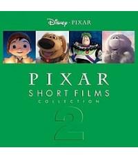 Pixar Short Films Collection: Vol. 2 /การ์ตูนอนิเมชั่น    (รวมการ์ตูนสั้นจากค่ายพิกซ่า2)