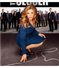ซีรี่ย์ฝรั่่่งThe Closer Season 4 เจ้าแห่งการปิดคดี /เสียงอังกฤษ+ซับไทย TV2D 5แผ่นจบ