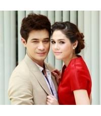 คุณสามี(กำมะลอ)ที่รัก(โฬม+ชมพู่) /ละครไทย 4แผ่นจบ