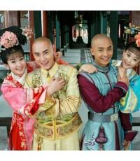 องค์หญิงกำมะลอ ป่วนกำลัง 3 /หนังจีนโบราณ /พากษ์ไทย,จีน ซับไทย DVD 13แผ่นจบ/98ตอน