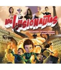 The Illusionauts สี่เกรียนซ่าผ่ามิติพิทักษ์โลก /หนังการ์ตูนอนิเมชั่น /พากษ์ไทย,อังกฤษ ซับไทย
