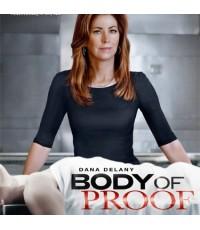 ซีรี่ย์ฝรั่งBody of Proof Season 2 /เสียงอังกฤษ ซับไทย HDTV 7แผ่นจบ/20 ตอน