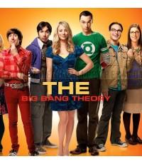 ซีรี่ย์ฝรั่งThe Big Bang Theory Season 5  ทฤษฎีวุ่นหัวใจ ปี 5 /เสียงอังกฤษ+ซับไทย,อังกฤษ D2D 3แผ่นจบ