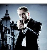 007 : Quantum Of Solace : 007 พยัคฆ์ร้ายทวงแค้นระห่ำโลก/พากษ์ไทย,อังกฤษ ซับไทย,อังกฤษ
