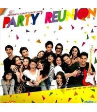 คอนเสิร์ตGrammy Happy Face Tival : Party Reunion Concert /DVD 2 แผ่น