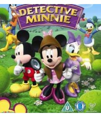 Mickey Mouse Clubhouse Detective Minnie /สโมสรมิคกี้ เม้าส์ : มินนี่ยอดนักสืบ