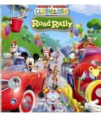 Mickey Mouse Clubhouse Road Rally สโมสรมิคกี้ เม้าส์ คาราวานแรลลี่