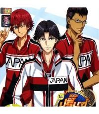 The Prince Of Tennis II (U-17) เดอะปริ๊นออฟเทนนิส /พากษ์ไทย,ญี่ปุ่น ซับไทย DVD 6แผ่น/13ตอน