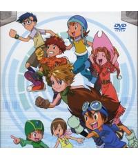 Digimon Adventure (ปี1) V2D 3 แผ่นจบ พากย์ไทย