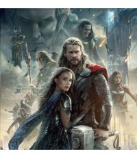 Thor 2 The Dark World เทพเจ้าสายฟ้าโลกาทมิฬ  /พากษ์ไทย,อังกฤษ ซับไทย,อังกฤษ