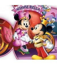 Mickey Mouse Clubhouse: Minnie-rella มินนี่เรลล่า  1 แผ่นจบ (พากย์ไทย,อังกฤษ/ซับไทย,อังกฤษ)