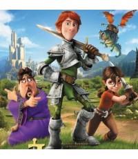 Justin and the Knights of Valour - จัสติน อัศวินวัยเกรียน /พากษ์ไทย,อังกฤษ ซับไทย,อังกฤษ