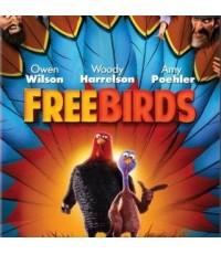 Free Birds เกรียนไก่ ซ่าส์ทะลุมิติ /การ์ตูนอนิเมชั่น/พากษ์ไทย,อังกฤษ ซับไทย,อังกฤษ