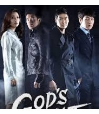 ซีรี่ย์เกาหลี God s Gift -14 Days ย้อนอดีตล้างวิกฤตชีวิต /เสียงเกาหลี ซับไทย V2D 4แผ่นจบ