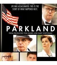 Parkland ล้วงปมสังหาร จอห์น เอฟ เคนเนดี้/พากษ์ไทย,อังกฤษ ซับไทย,อังกฤษ DVD 1 แผ่น