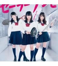ซีรี่ย์ญี่ปุ่นSailor Zombie(วง AKB48) /เสียงญี่ปุ่น ซับไทย V2D 2แผ่นจบ