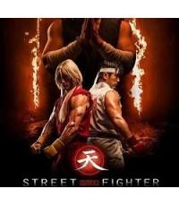 Street Fighter: Assassin\'s Fist /สตรีทไฟท์เตอร์ ฤทธิ์หมัดสะท้านโลกันตร์ /พากษ์ไทย,อังกฤษ ซับไทย,อัง