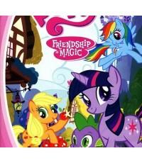 My Little Pony Friendship is Magic Vol. 6 มายลิตเติ้ลโพนี่ มหัศจรรย์แห่งมิตรภาพ แผ่นที่ 6/พากษ์ไทย