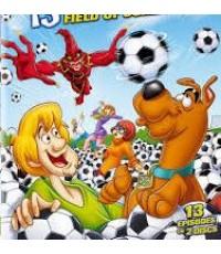 Scooby-Doo 13 Spooky Tales : Field of Screams 13 EPISODES ON 2 DISCS สคูบี้ดู ไขปริศนากีฬาปีศาจ DVD