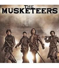 ซีรี่ย์ฝรั่งThe Musketeers Season 1 /พากษ์ไทย,อังกฤษ ซับไทย,อังกฤษ DVD 4แผ่นจบ