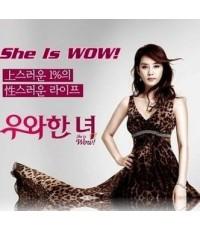 ซีรีย์เกาหลีShe Is Wow /พากษ์ไทย HDTV 3แผ่นจบ