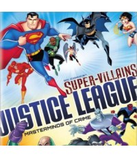 DC Supervillains Justice League: Masterminds of Crime (2014) /พากษ์ไทย 2แผ่น