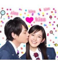 ซีรีส์ญี่ปุ่น Itazura na Kiss Love in Tokyo แกล้งจุ๊บญี่ปุ่น /เสียงญี่ปุ่น ซับไทย V2D 4แผ่นจบ